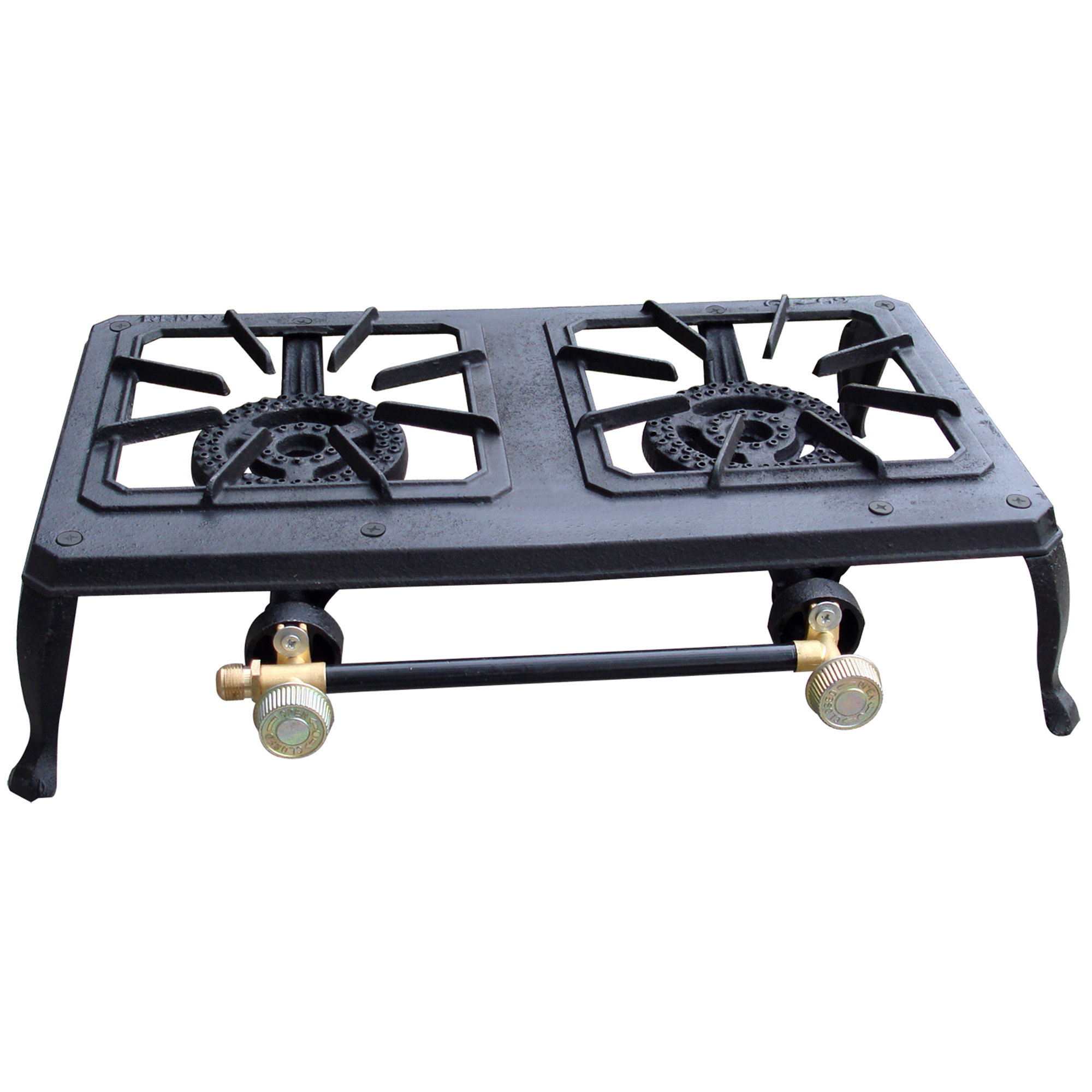 Sportsman Series Double Burner Cast Iron Stove - BC at Sears.com