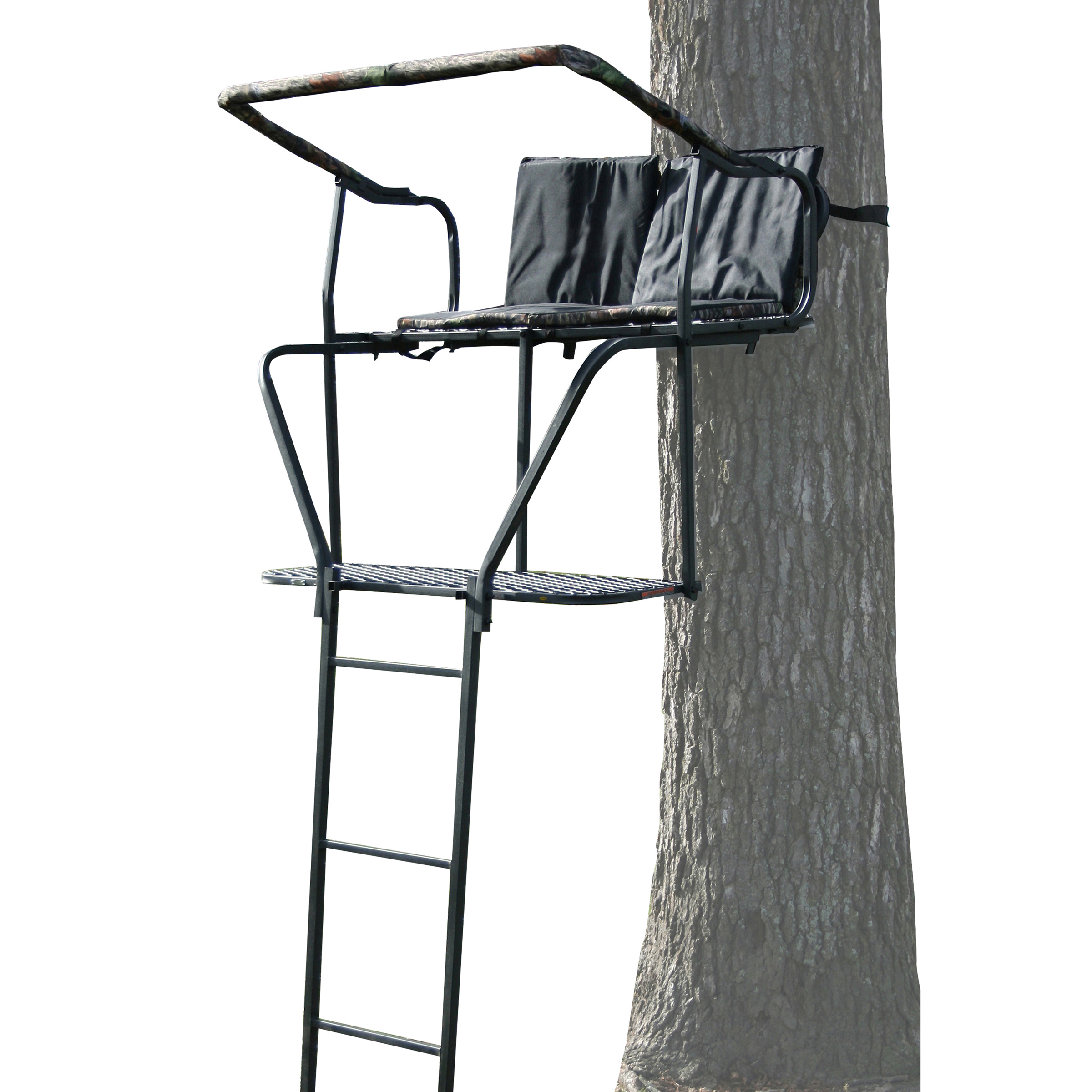 Buffalo Outdoor 16 Foot Deluxe 2-Person Ladder Stand - BC at Sears.com