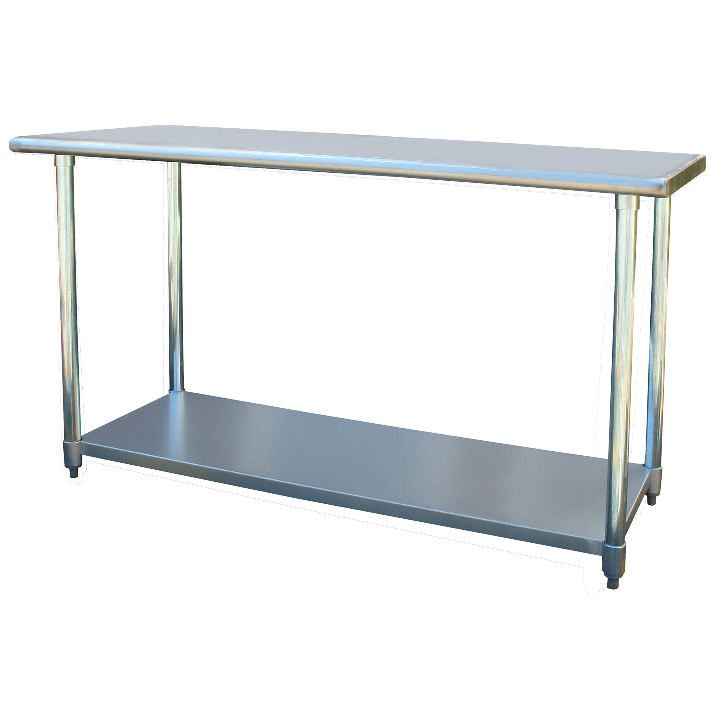 Sportsman Series Stainless Steel Work Table 24 x 60 Inches - BC